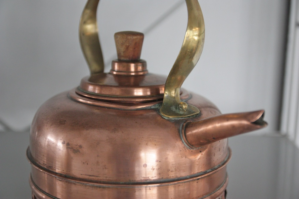 copper coil kettle