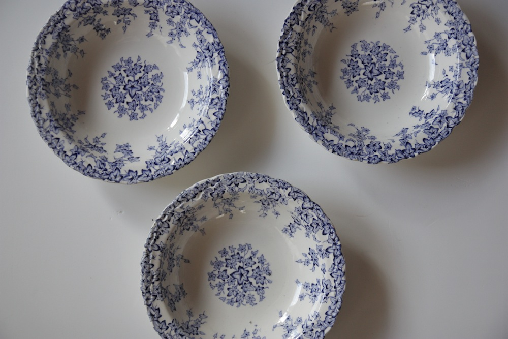 crown ducal ivy small bowls